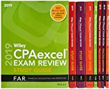 Wiley CPAexcel Exam Review 2019 Study Guide + Question Pack: Complete Set