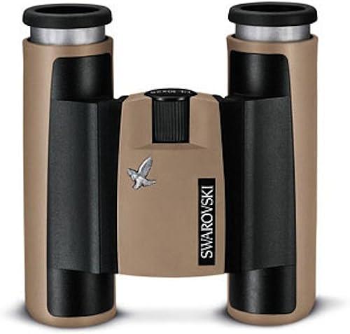 Swarovski Cl Pocket 10×25 Binoculars Sand