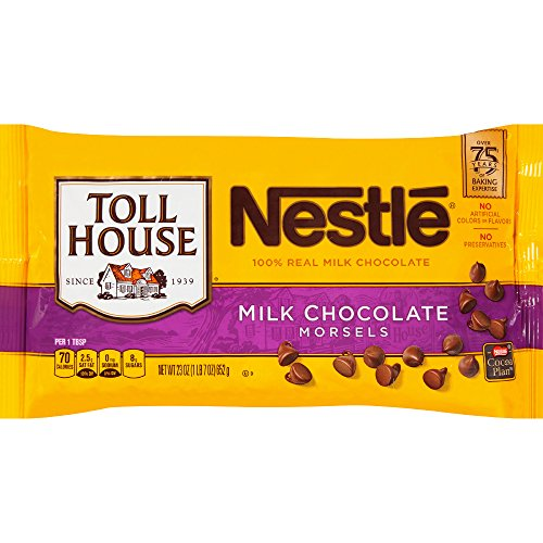 NESTLE TOLL HOUSE Milk Chocolate Morsels 23 oz. Bag Nestle Chocolate Chip
