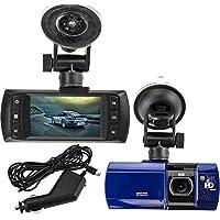 Car Dash Cam Recorder, KOOZIMO 2.7 LCD HD Full 1080P Car DVR Dash Camera Video Recorder G-sensor Night Vision