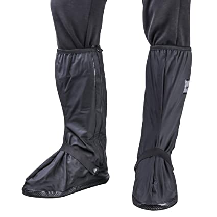 0e3acc4f603 BS Waterproof Rain Boots Cover Overshoes Slip-Resistant Both for Men and  Women