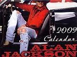 : Alan Jackson: 2009 Wall Calendar