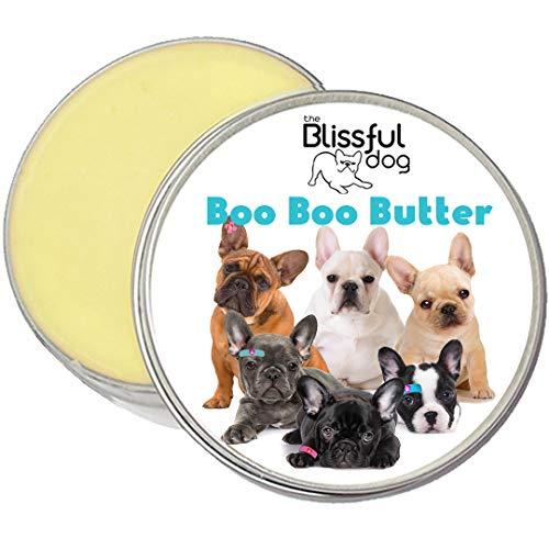 (The Blissful Dog 2 oz TIN French Bulldog Booboo Butter)