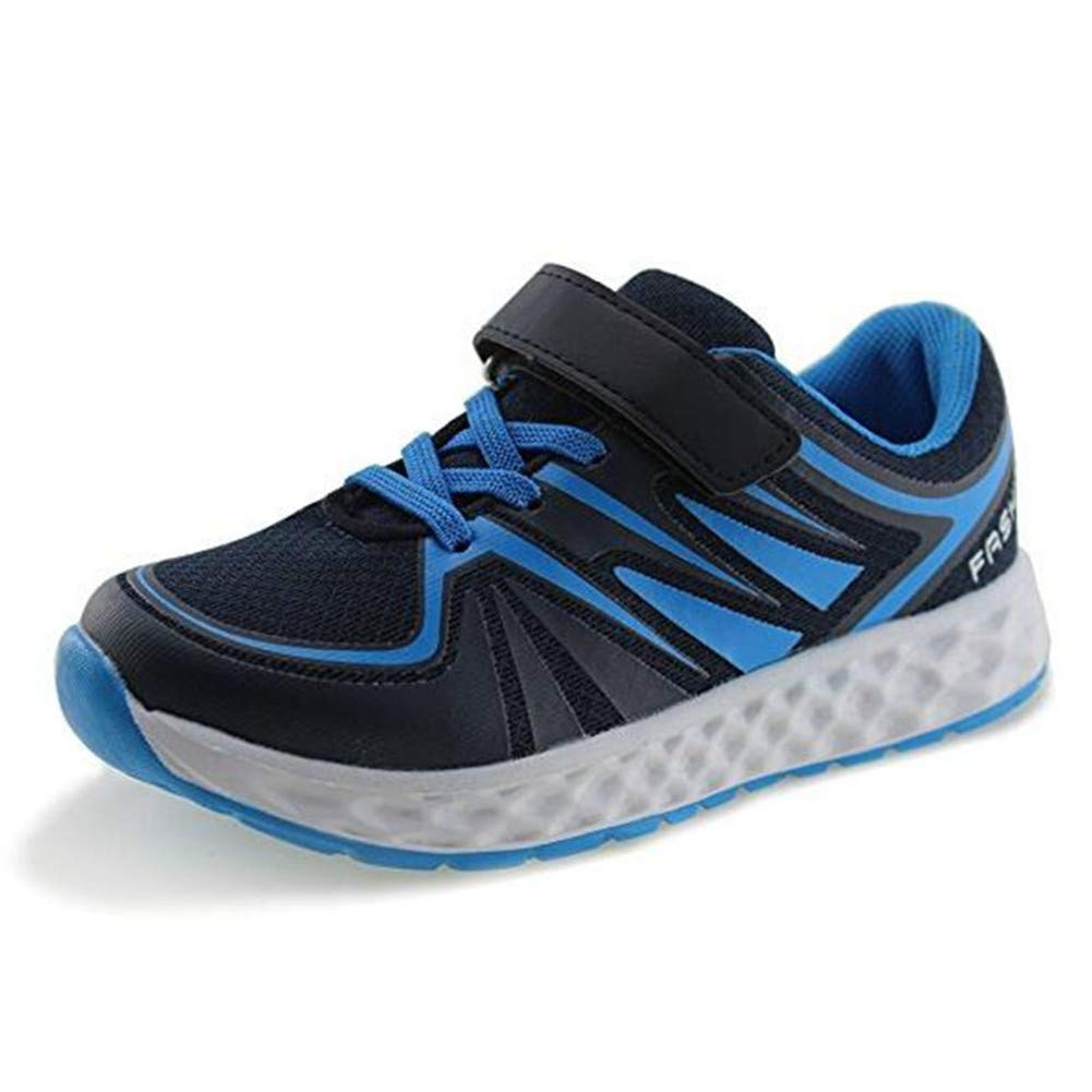 Sam Carle Kids Breathable Sneakers Casual Shoes Children Hook Loop Shoes Anti Slippery Shoes