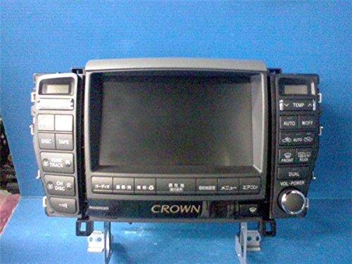 トヨタ 純正 クラウン S180系 《 GRS183 》 マルチモニター P10200-15010559 B01MTVG3LX