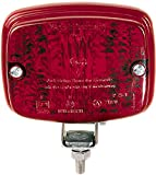 Model 100 Red Rear Fog Lamp