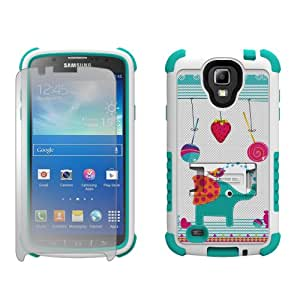 Samsung Galaxy S4 Active i9252/i537 Tri Shield BerryPhant