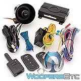 Viper 3106V 3-Channel 1-Way Car Alarm System