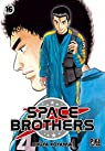 Space Brothers, tome 16 par Koyama