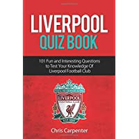 Liverpool Quiz Book