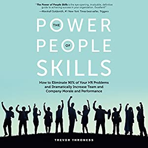 The Power of People Skills Hörbuch