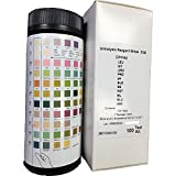 10 Parameter + ASC Urinalysis Reagent Strips (100 Strips)