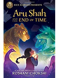 Aru Shah and the End of Time (A Pandava Novel, Book 1) (Pandava Series)