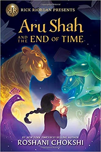 Image result for aru shah and the end of time