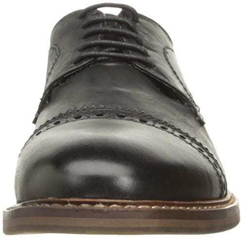 Steve Madden Mens Dystrow Oxford Black