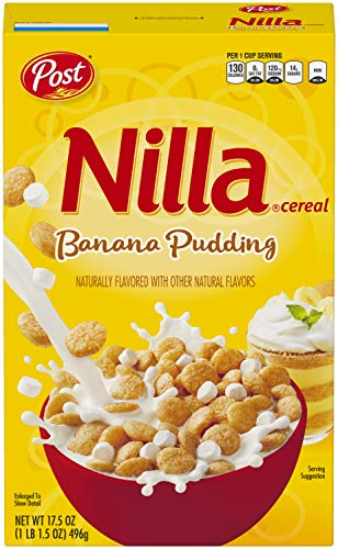 Buy banana pudding cereal by post