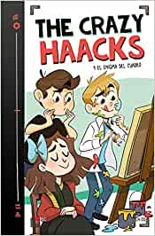 The Crazy Haacks y el enigma del cuadro The Crazy Haacks 4