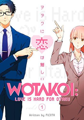 - Wotakoi: Love is Hard for Otaku Vol. 1