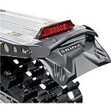 Skinz Universal flex Snow Flap-Mountain - Black SF400-BK