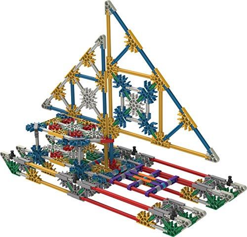 Toys For Age 70 : K nex model building set pieces ages