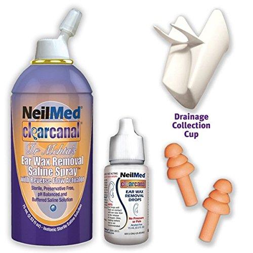 NeilMed Wax Removal