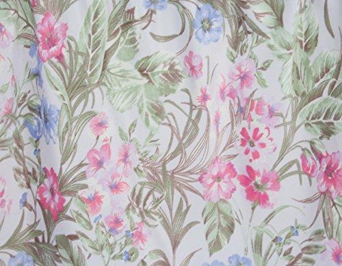 Ex Store señoras floral impresión camiseta de tirantes rosa