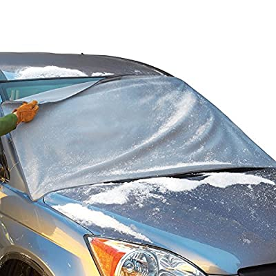 Magnetic Car Windshield Covers - Set of 2