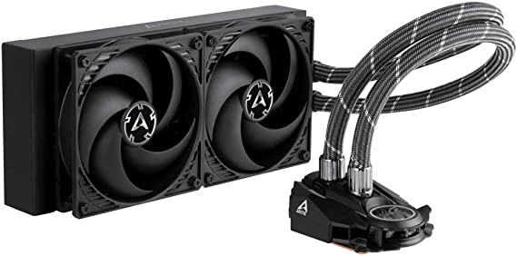 Arctic Liquid Freezer Ii 240 Multi Kompatibler Computer Zubehör