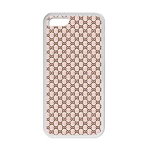 Cool-Benz Simple pattern coach Phone case for iPhone 5c