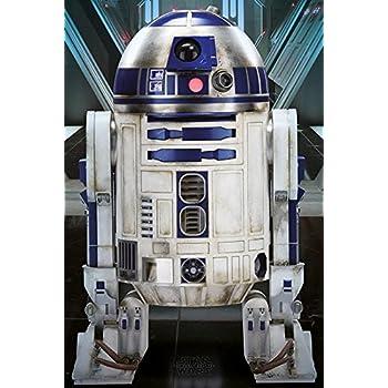 Star Wars The Last Jedi BB8 Peek Movie Poster 16x20 Inch Poster 20x16