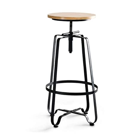 Astounding Bar Stoolsbar Chairs Industrial Wind Metal Counter Height Dailytribune Chair Design For Home Dailytribuneorg