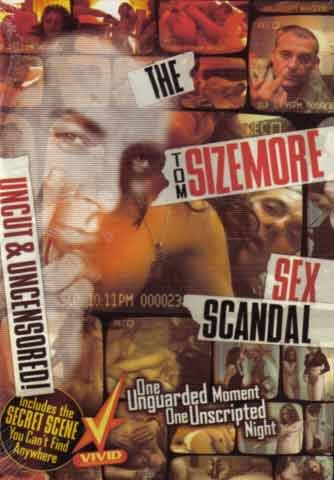 The tom sizemore sex scandal dvd
