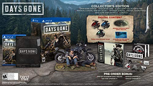 official days gone patches in stock ready to be shipped
