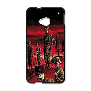 Weird War Tales Comic HTC One M7 Cell Phone Case Black yyfabc_050115