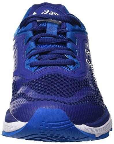 Bleu de Running 2000 Asics Gt Blue Homme 6 Chaussures Race Blue Noir 400 Print w8ABgq
