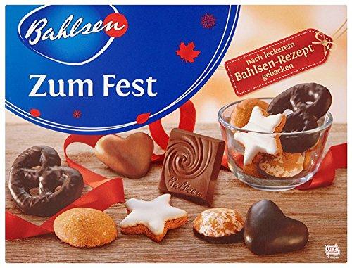 Bahlsen Zum Fest, 1er Pack (1 x 500 g)