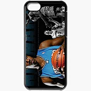 XiFu*MeiPersonalized iphone 4/4s Cell phone Case/Cover Skin Sport nba orlando magic m BlackXiFu*Mei