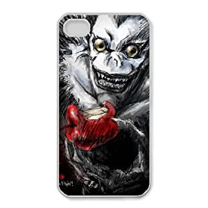 iphone4 4s phone case white Death Note SSG9121872