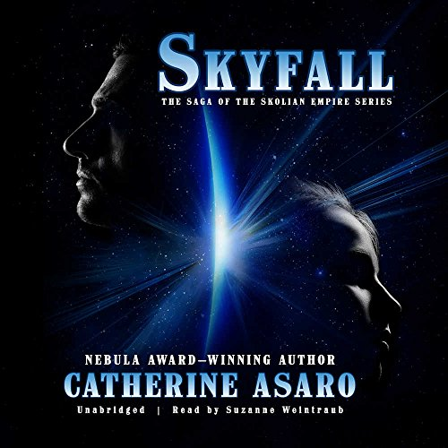 Skyfall: Library Edition (The Saga of the Skolian Empire) by Blackstone Pub