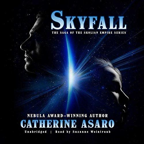 Skyfall: Library Edition (The Saga of the Skolian Empire) by Blackstone Pub