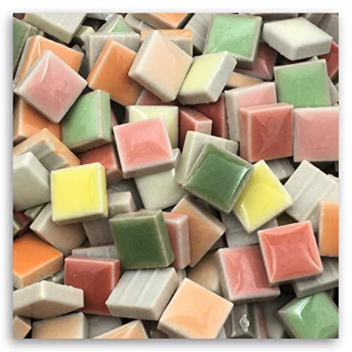 (Micromosaics Mosaic Tile Citris Mix)