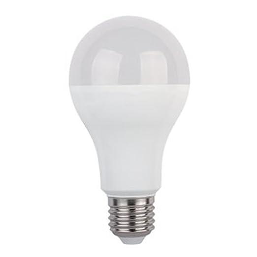 Regulable e27 bombilla LED 12 W Bombilla incandescente A67 Bombilla Blanco Cálido