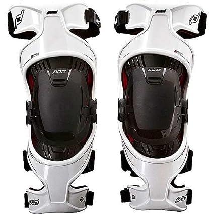 Mx Knee Braces >> Amazon Com Pod Mx K300 Knee Braces Pair Large Automotive