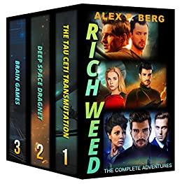 Rich Weed: The Complete Adventures by [Berg, Alex P.]