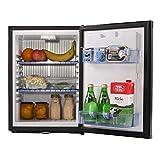 12 volt dc refrigerator - SMETA 110V RV Electric Portable Refrigerator 12V Truck Fridge Cooler,36 qt