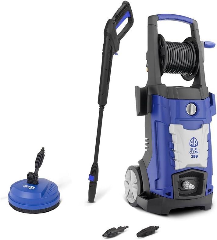 Ar Blue Clean 399 Hochdruckreiniger Induktionsmotor 2000 W 140 Bar 450 L H Garten