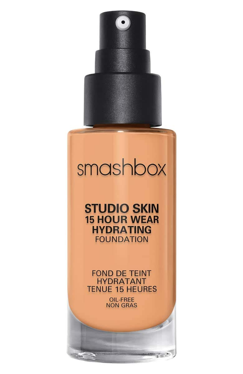 Studio Skin Hydrating Foundation, 1 oz 3.02 (Medium With Neutral Olive Undertone)