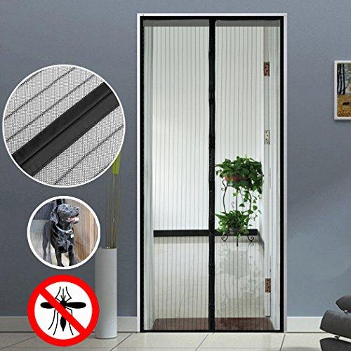Retractable Screen Mesh Door: Amazon.com