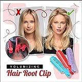 Volumizing Hair Root Curler, Natural Fluffy Hair