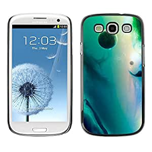 Stuss Case / Funda Carcasa protectora - Mermaid Filled Clouds - Samsung Galaxy S3